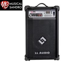 Caixa De Som Amplificadora LL100