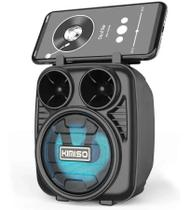 Caixa De Som Bluetooth 5.0 Potente Recarregável Portátil