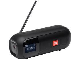 Caixa de Som JBL+ Linha Turner 2 FM Bluetooth