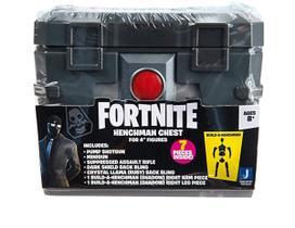 Caixa Do Fortnite Com 7 Acessórios Spy Sunny Super Crate Pump Shotgun