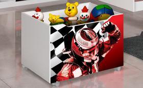 Caixa p/ brinquedo Lara F1