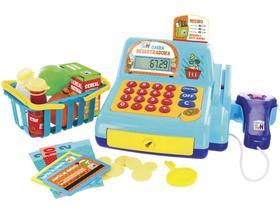 Caixa Registradora Creative Fun Infantil Multikids - BR386
