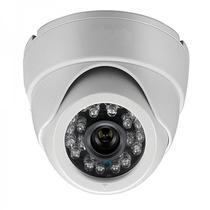 Câmera Dome Multi Ahd 720p 1Mp Infra 25mts Lente 3,6mm com Visão Noturna
