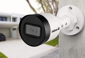 Câmera infra ip 1mp bullet vip 1130 bullet hd - intelbras