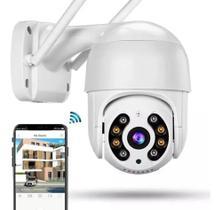 Câmera Ip Externa Speed Dome Wifi Auto Tracking Ip66 Ptz