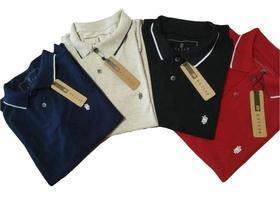Camisa Polo Piquet Beller Masculino Adulto Diveirsos