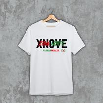 Camiseta X9 Paulistana Algodão - Xnove Parada Inglesa