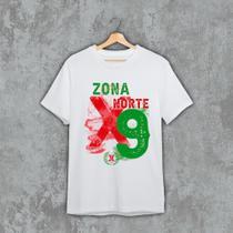 Camiseta X9 Paulistana Algodão - ZN X9