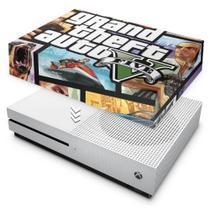 Capa Anti Poeira para Xbox One S Slim - Gta V