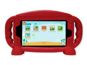 Capa Capinha Tablet Multilaser M7s Plus M7 Plus M7 3G 4G Tela 7 Polegadas Case Silicone Infantil