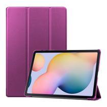 Capa Case Tablet Galaxy Tab S7 T875 11 Polegadas Smart Couro Magnética High Premium + Pelicula