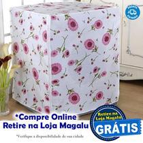 Capa Para Máquina de Lavar Roupa e Tanquinho - Plástico - Electrolux, Arno, Brastemb - Jolular.Shop