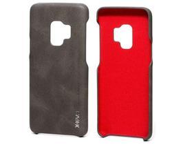 Capa X-Level (Vintage Series) Dark Brown - Samsung Galaxy S9