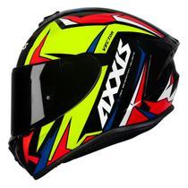 Capacete Axxis Draken Vector Esportivo Moto Masculino Feminino Lançamento