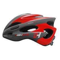 Capacete Ciclista Bike MTB Volcano New com Luz High One