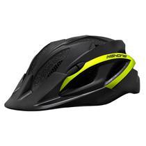 Capacete Ciclista Bike Mtb Win Com Vista Led High One