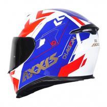 Capacete Moto Eagle Diagon Tamanho 58 Axxis