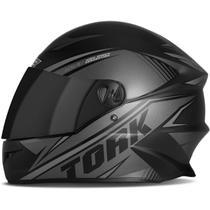 Capacete Moto Fechado Pro Tork R8 Viseira Fumê