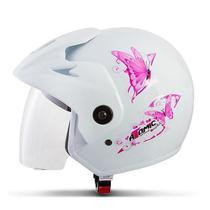 Capacete Moto Feminino Pro Tork Atomic For Girls
