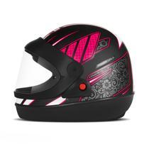 Capacete Moto Feminino Pro Tork Super Sport Moto Power Girls