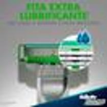 Carga Gillette Mach3 Sensitive 4 Unidades - Mach 3