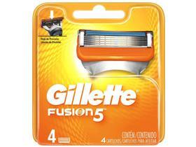 Carga para Aparelho de Barbear Gillette