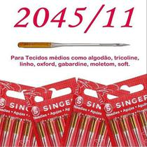 Cartela de agulha singer malha 204511 c/5 - 200 und
