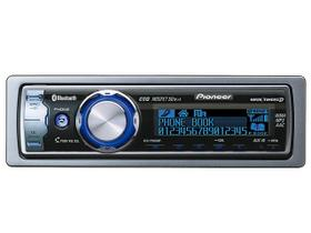 CD Player Automotivo MP3 Bluetooth 50Wx4 Flip Down