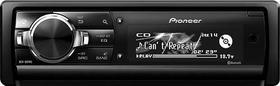 CD Player Automotivo Pioneer 50W x 4 MOSFET iPod-Ready In-Dash CD Deck Black-DEH80PRS