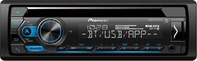 CD Player Automotivo Pioneer CD/DM Bluetooth -DEH-S4220BT Preto