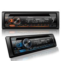 Cd Player Pioneer Deh-S4280bt c/ Microfone, Bluetooth + Controle Remoto