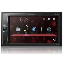 Central Multimídia Pioneer Dmh-G228bt c/ Usb, Bluetooth, Microfone + Controle Remoto