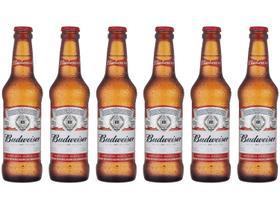 Cerveja Budweiser Pack American Standard Lager