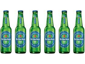 Cerveja Heineken 0.0 Pilsen Puro Malte