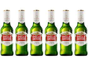 Cerveja Stella Artois Lager 6 Unidades