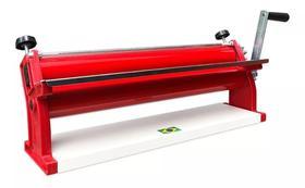Cilindro de Massas 45cm Pão Pastel Pizza Antiaderente Vermelho