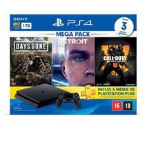 Console Playstation 4 1Tb Hits Bundle Edição 5.1 - Ps4