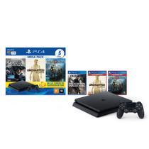 Console Playstation 4 1TB Slim Mega Pack Bundle v7 - PS4