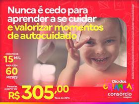 Consórcio de Serviços 15 Mil - Dia das Crianças