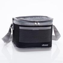 Cooler Bolsa Térmica 5 Litros praia camping passeio piscina dobrável