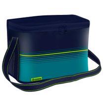 Cooler Bolsa Térmica Azul 9,5 Litros Pop Soprano