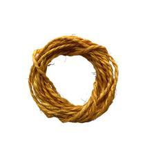 Corda Sisal Dourada