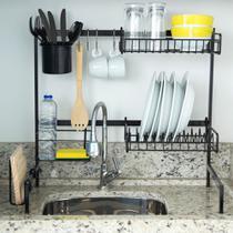 Cozinha Autossustentável Escorredor de Louça Suspenso Modular 63cm