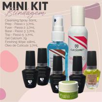 Cuccio Kit Mini Kit Blindagem com 8 produtos