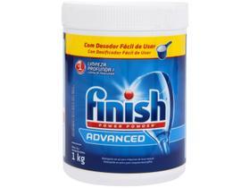 Detergente em Pó Lava-Louças Finish  Power Powder