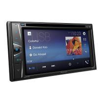 Dvd Automotivo Pioneer Avh G218bt 6.2 Polegadas Bluetooth Usb Aux