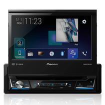 """DVD Automotivo Pioneer AVH-Z7180TV, 7.0"""", 1 USB, 1 AUX, Conector ISO"""