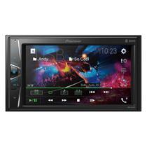 DVD Automotivo Pioneer MVH-G218BT 2 Din Com Tela 6.2 USB e Bluetooth