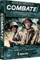 DVD Box Combate - 3ª Temporada - Vol. 2 - 4 Discos