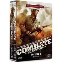 Dvd Combate Classicos- Vol.1 - Box 2dvds